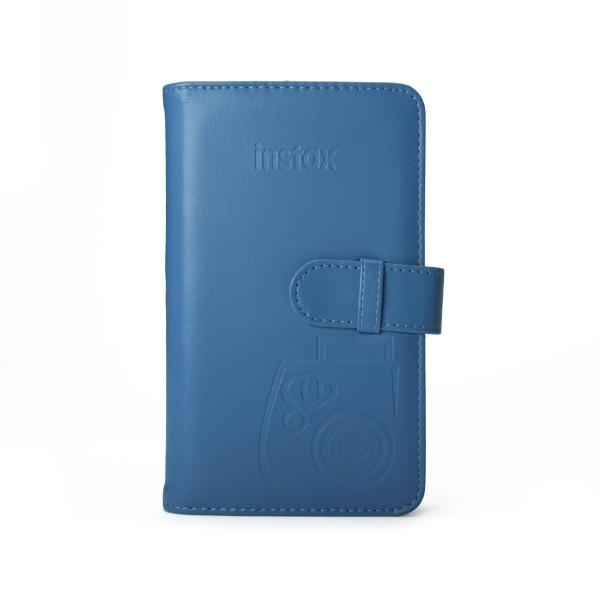 Fuji La Porta Pocketalbum für Instax Mini Bilder cobalt blau
