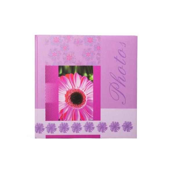 Henzo Jumboalbum Fleur Charme Lila 10x15 cm 400 Fotos