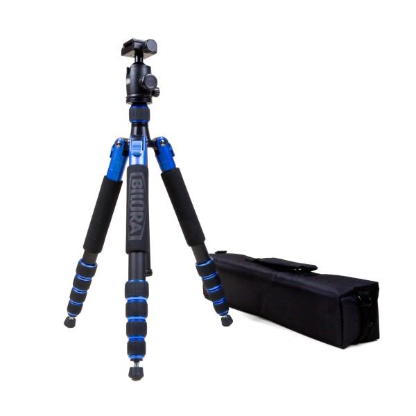 Bilora ColorLux II 3381 Dreibeinstativ blau