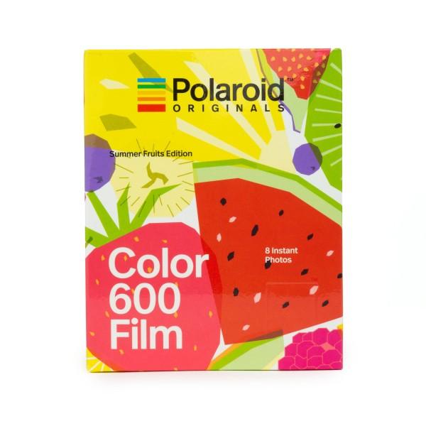 Polaroid 600 Color, - Summer Fruits - 8 Bilder