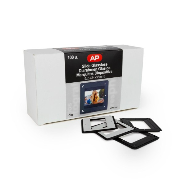 AP CS Diarahmen 24x36 (5x5) 100 Stick