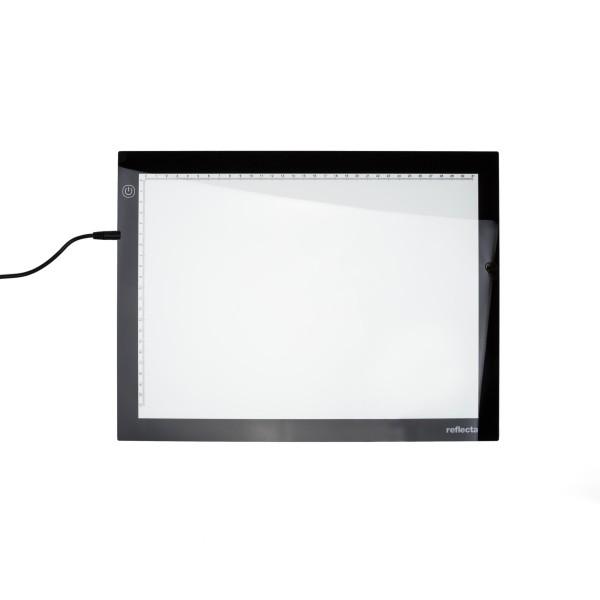Reflecta Leuchtplatte A5 Super Slim incl. Netzteil