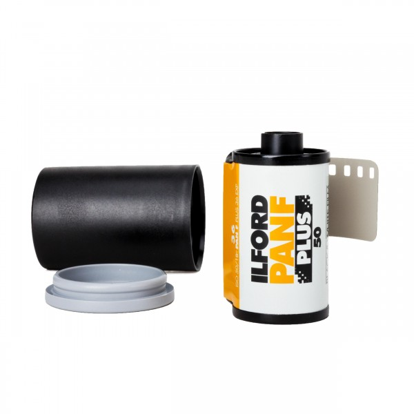 Ilford PAN F Plus 50 135-36