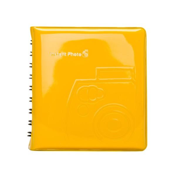 Fotoalbum Jelly für Fuji Instax Mini gelb