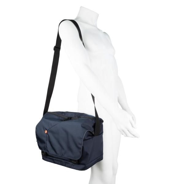 Manfrotto NX Messenger-Tasche blau V2