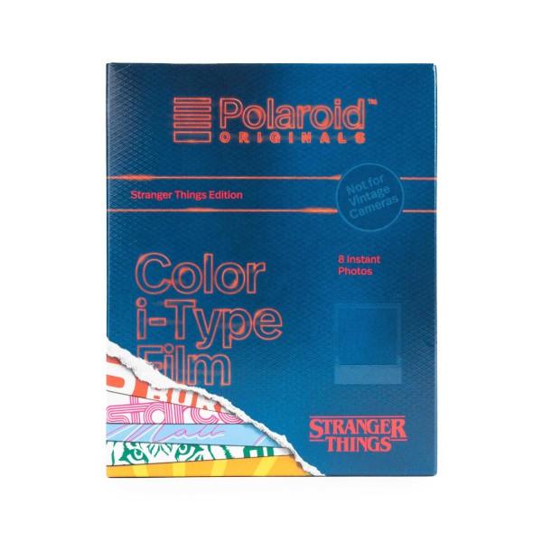 """Polaroid I-Type Color 8 Bilder """"Stranger Things"""""""