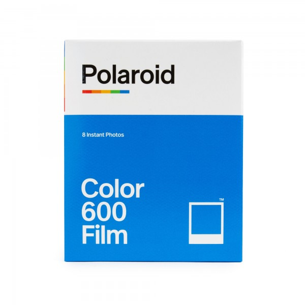 Polaroid 600 Color, 8 Bilder