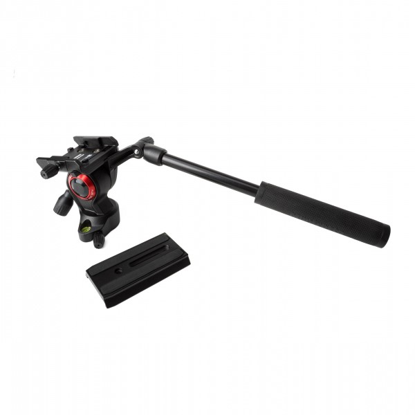 Manfrotto MVH400AH Befree live Fluid Video Kopf