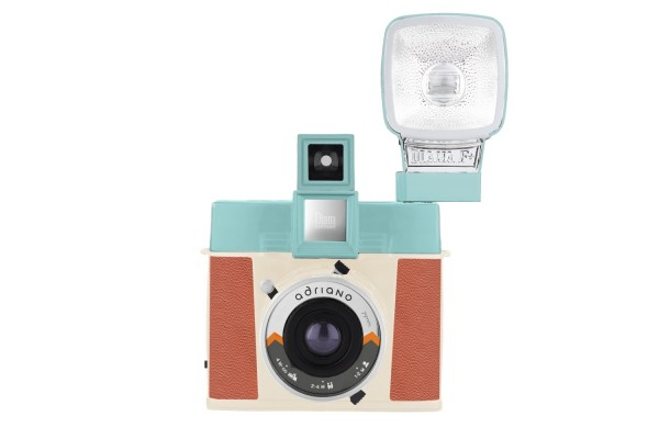 "Lomography Diana Instant Square Kamera ""Adriano Edition"" Deluxe Kit"