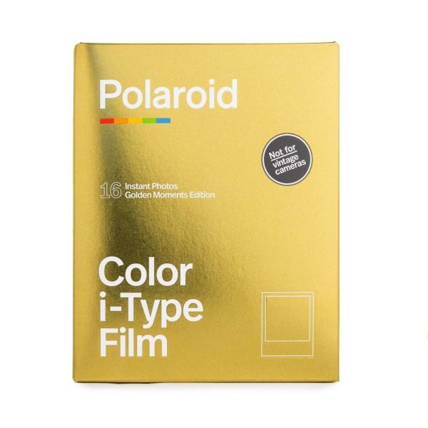 Polaroid I-Type Set (2x) - Golden Moments - 16 Bilder
