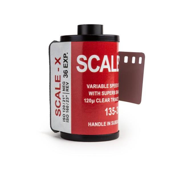 Argenti SCALE-X 135-36 S/W Diafilm