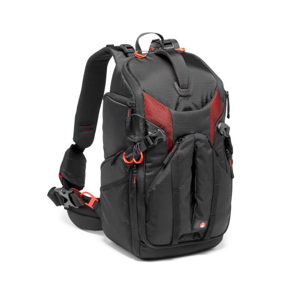 Manfrotto Pro Light Rucksack 3N1-26 schwarz