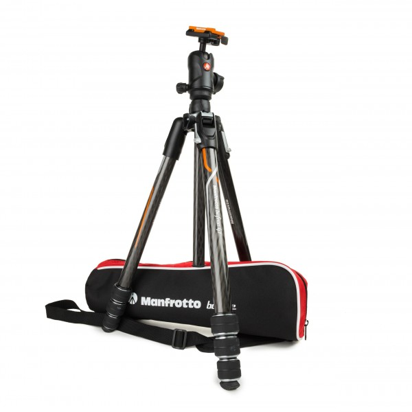 Manfrotto MKBFRTC4GTA-BH Stativ Befree GT Carbon