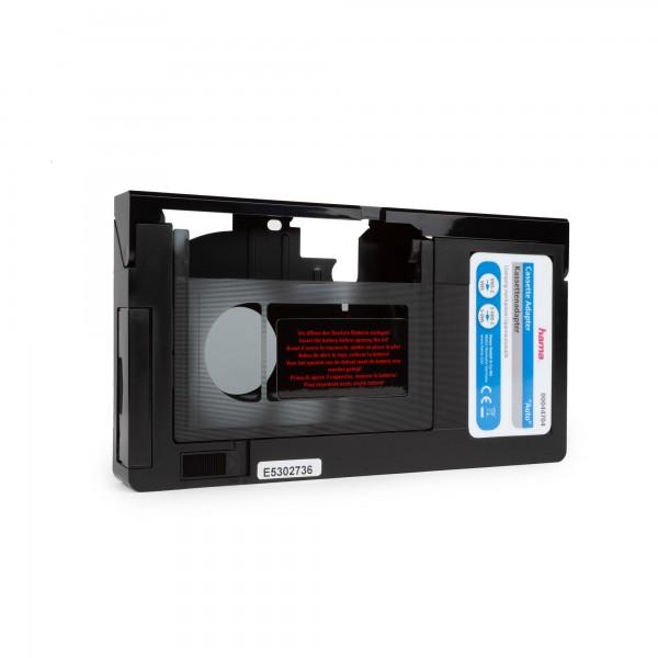 Hama Kassettenadapter VHS-C > VHS/S-VHS (44704)