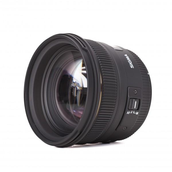 Sigma 50 mm f1.4 EX DG HSM 50mm Festbrennweite für Nikon