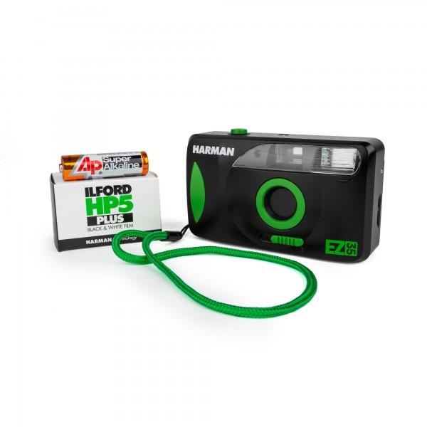 Harman EZ-35 Reusable Camera (incl. HP5 135-36 film)