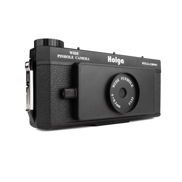 HOLGA 120 WPC Pinhole Kamera