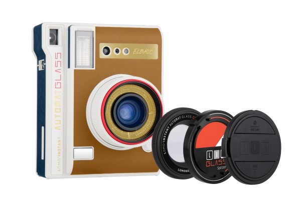 Lomography Instant Automat Glass Elbrus Edition Kamera