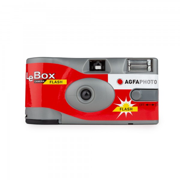 AgfaPhoto LeBox 400/27 Flash