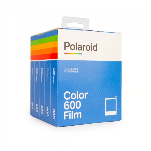 Polaroid 600 Multipack (5x Color)