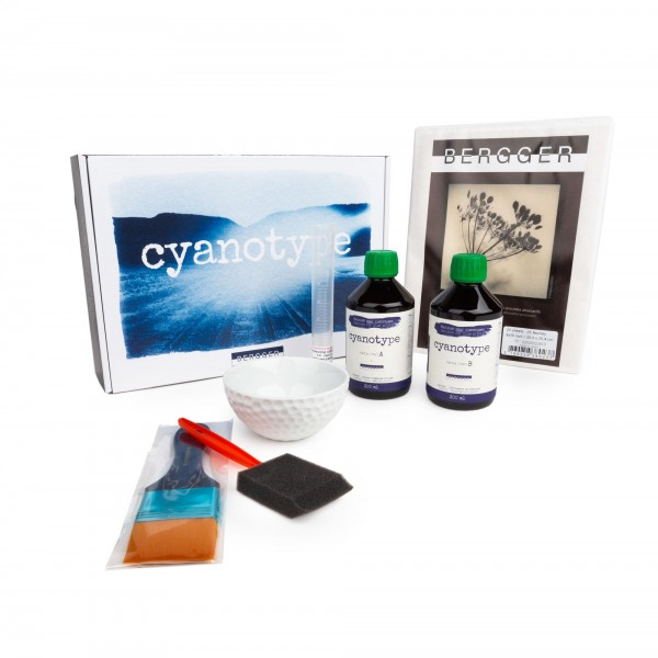 Bergger Cyanotypie Kit