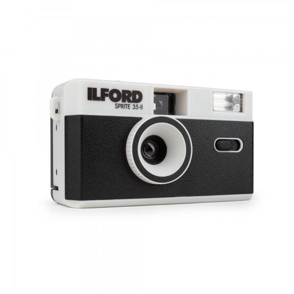 ILFORD Sprite 35-II Black & Silver