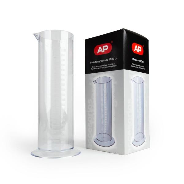 AP 1000ml Messbecher Kunststoff
