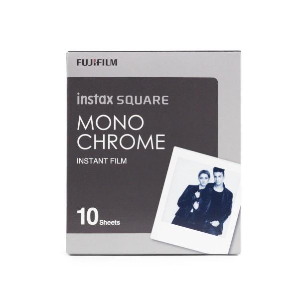 Fuji Instax Square Monochrome Film 10 Blatt