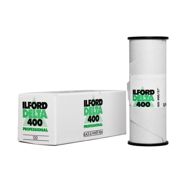 Ilford Delta 400 120