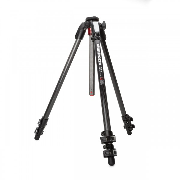 Manfrotto MT190CXPRO3 190 Carbon-Stativ