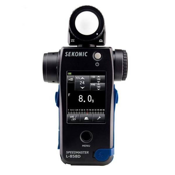 Sekonic SPEEDMASTER L858D Belichtungsmesser