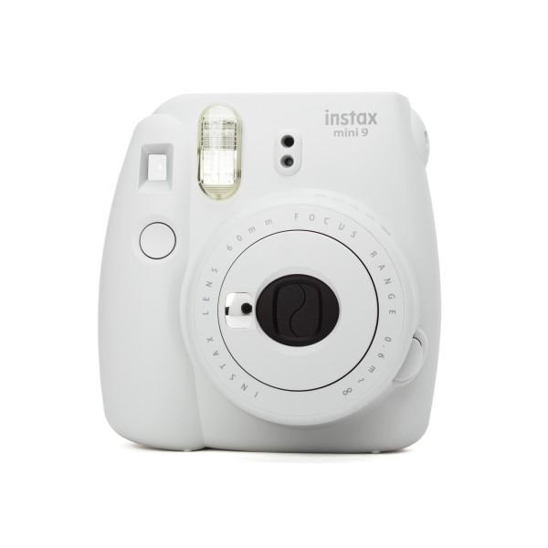 Fuji Instax Mini 9 Smoky Weiß